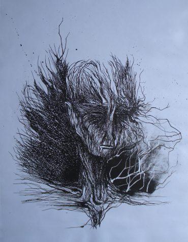 Retrato - Algrafia
