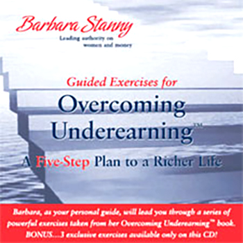 CD Overcoming Underearning Guided Exercises