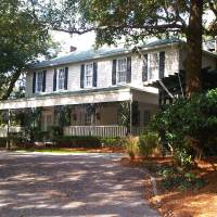 PHOTO: Homes on Charleston Navy Base maintained for the TV show Army Wives