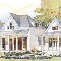 Introducing House Plan Thursday! Coastal Living House Plan SL 593 - whoa!