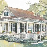 [house plan]: Bluffton SL-594... A Coastal Living Houseplan...