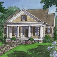House Plan: Dewy Rose SL1842 by Southern Living House Plans