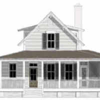 House Plan: TNH SC 32DL by Moser Design Group