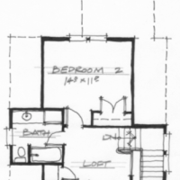 House Plan: The Chestnut (NC0003) by Allison Ramsey Architects!
