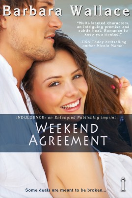 Book Cover: Weekend Agreement