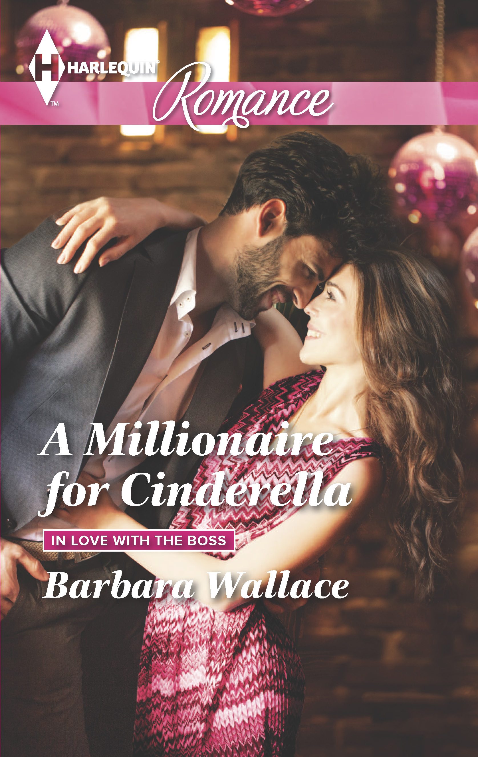A Millionaire for Cinderella - Chapter 1 - Barbara Wallace, Romance