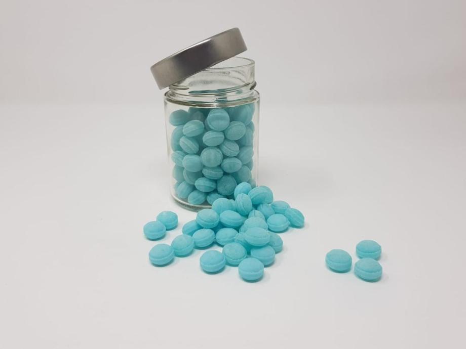Minth blau