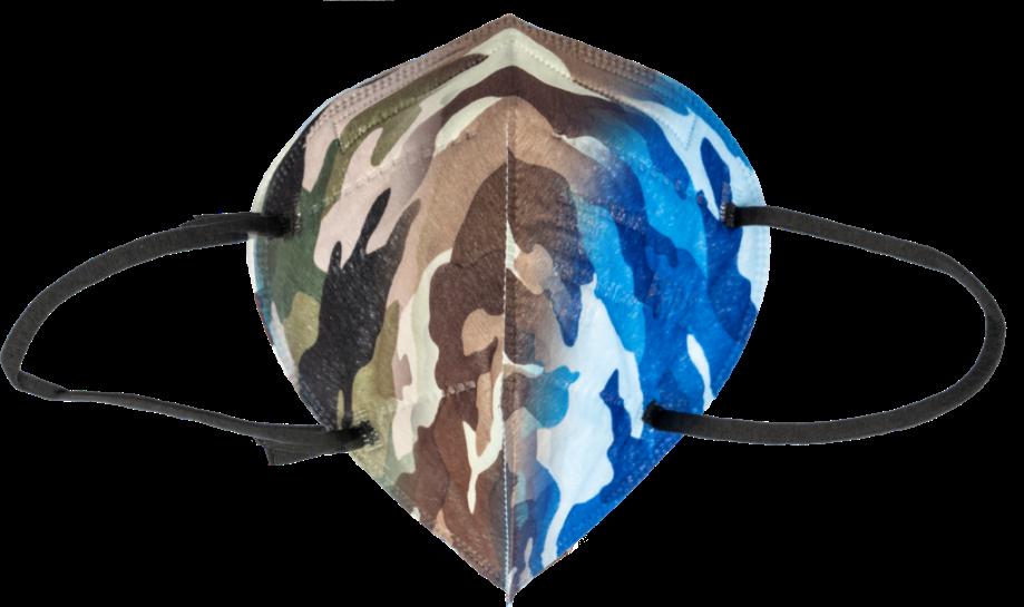 Camouflage vorlage