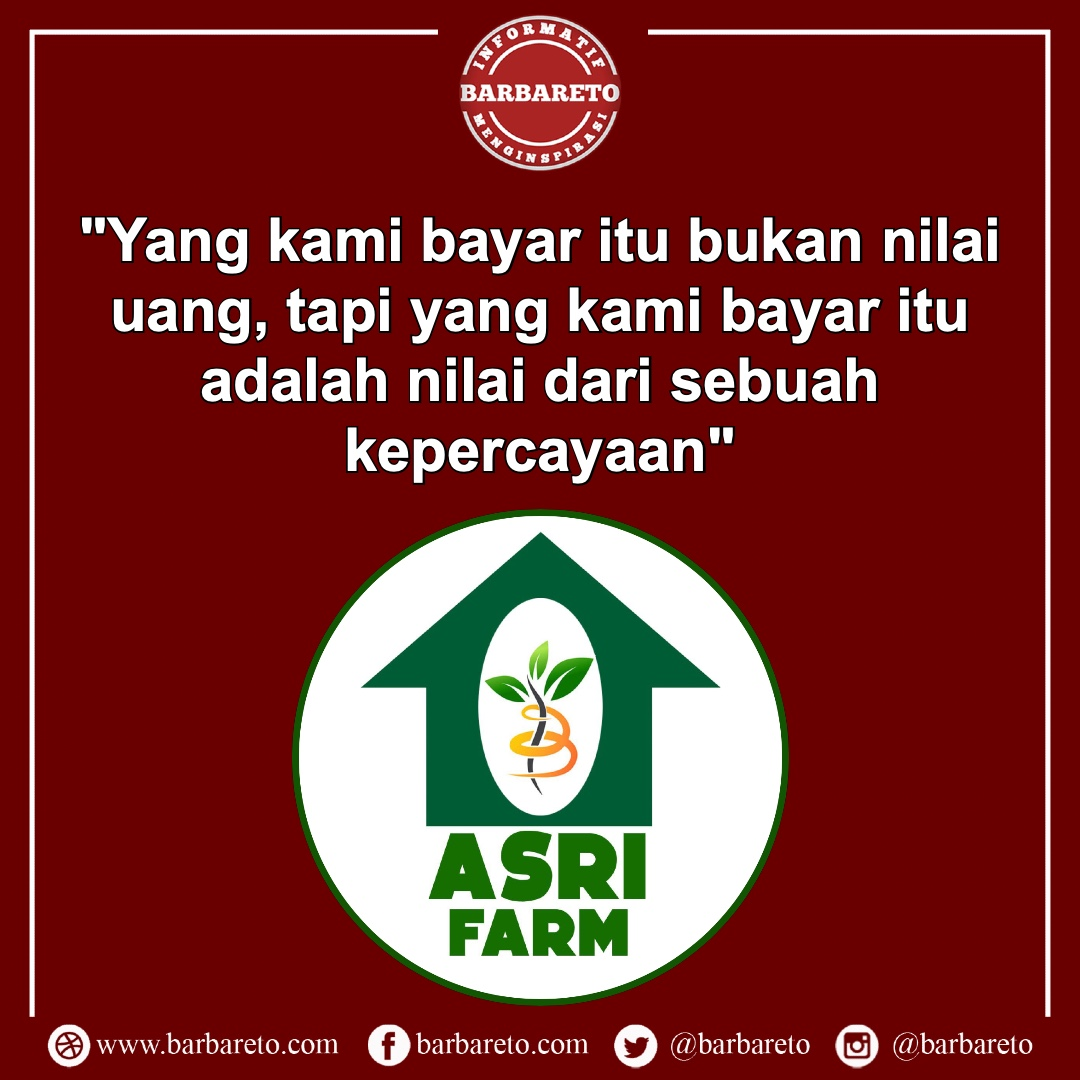 B-Quotes Today By Asri Farm