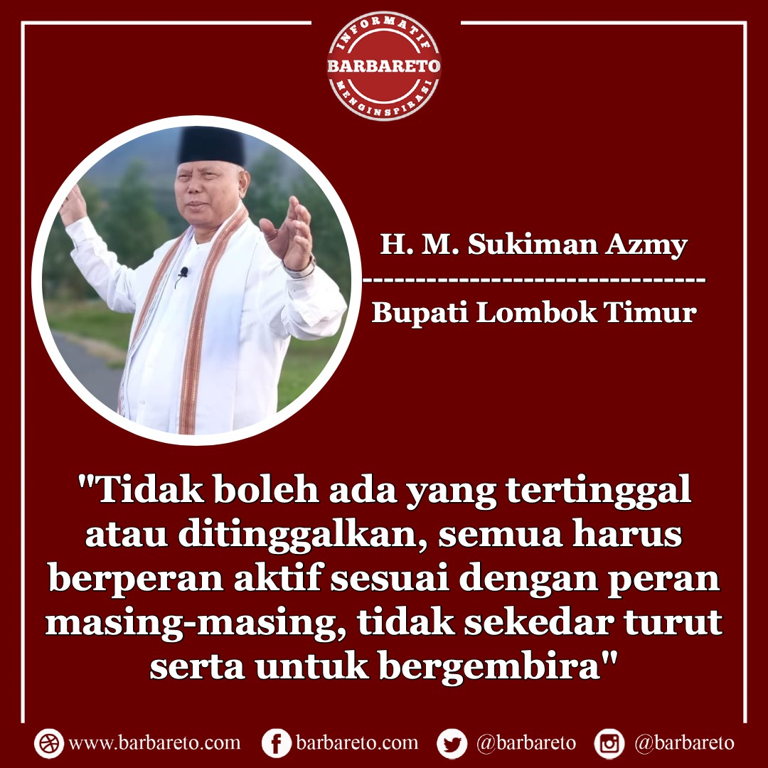 B-Quotes Today By H. M. Sukiman Azmy