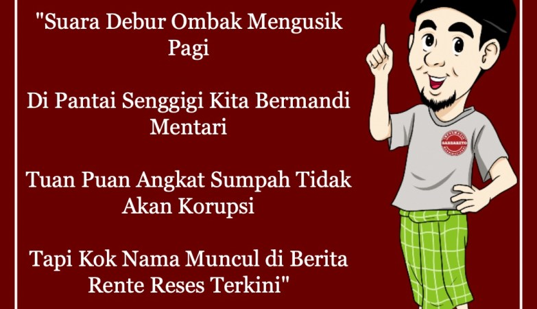 B-Quotes Today By Gus Bucin Edisi Reses