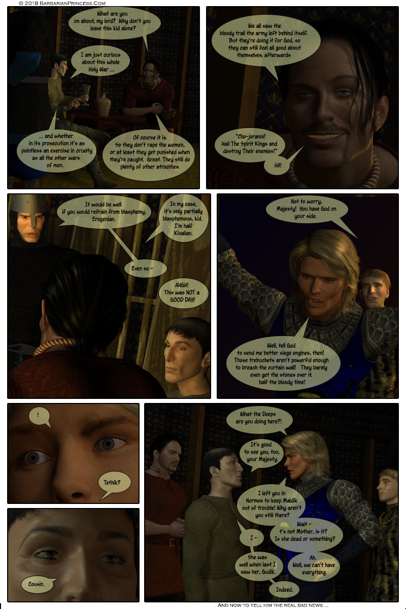 Return Of The King – Page 1061