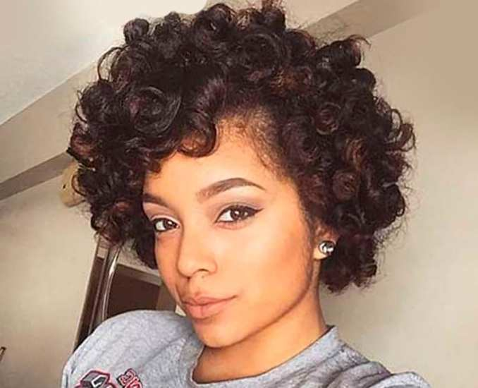 Image Result For Protective Hairstyles For Black Natural Hair
