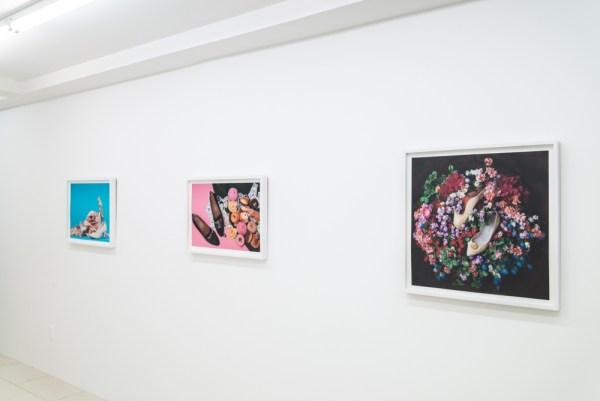 Pronk. Rawson Projects NY, 2015. Installation view.