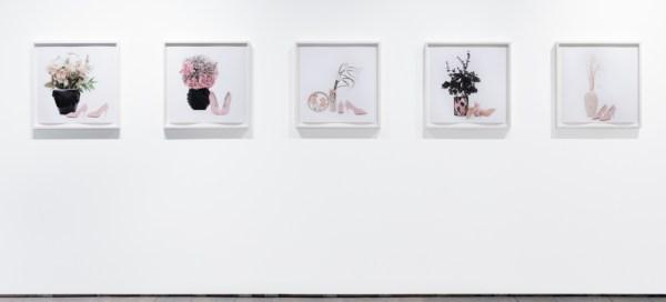 "Installation view. Barb Choit, ""Pronk Boutique"", 2016, Macaulay & Co Fine Art."