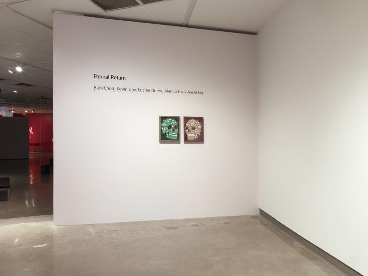 Installation view, Eternal Return, Richmond Art Gallery, 2017.