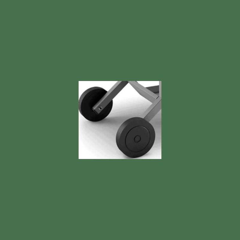 desserte plancha forge adour acier anthracite