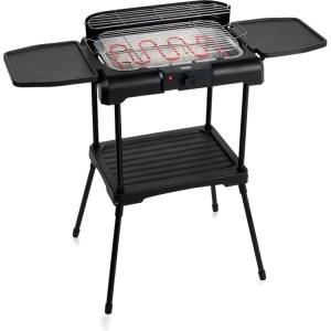 Princess 112250 Elektrische BBQ met zijtafels barbecue