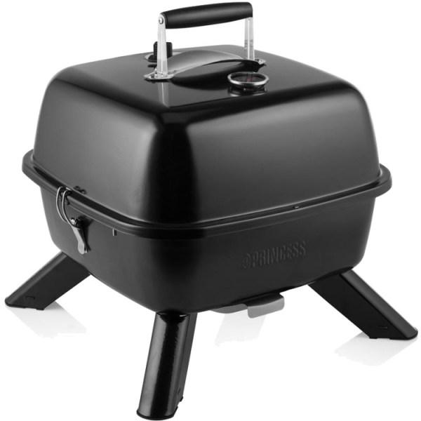 Princess 112256 Portable Hybrid barbecue
