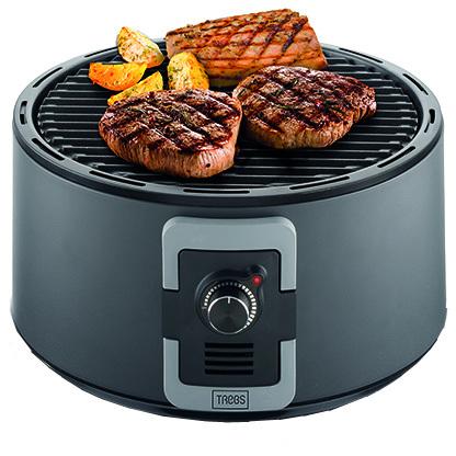 Trebs Comfortcook 99338 barbecue Draagbare houtskool BBQ