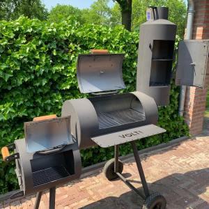 Barbecue Smoker Volt