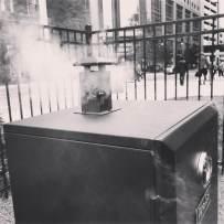 Smoker's going