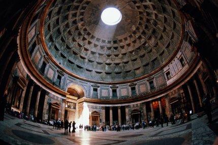 Pantheon Oculus (Monolithic.org)