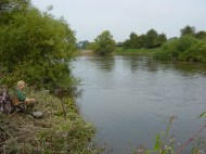 River Severn, Knowle Sands