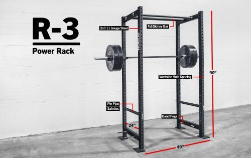 Rogue power rack