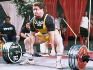 Ed Coan deadlift image