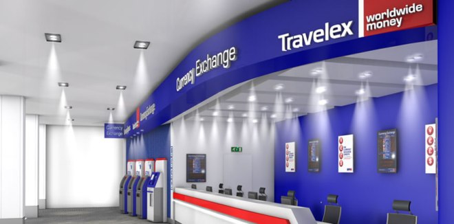 Travelex rebranding
