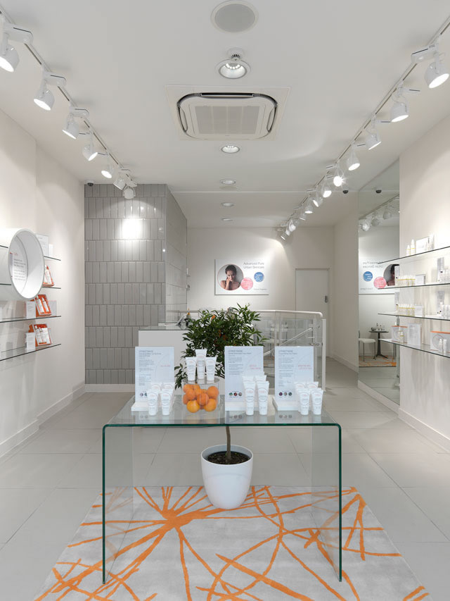 Orico London retail store design