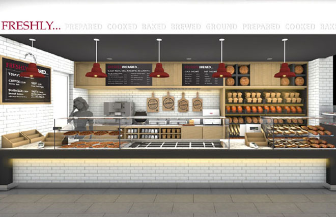 Simmons Bakery concept design