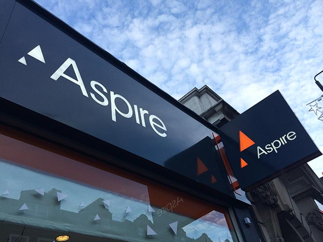 Aspire Estate agents in deign