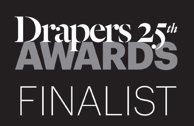 Drapers Awards Finalist 2015