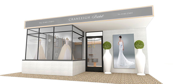 Cranleigh bridal visual