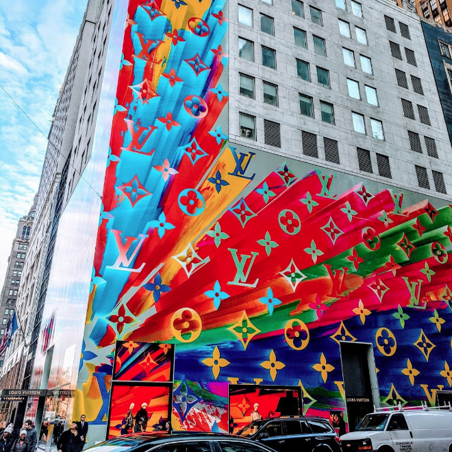 Louis Vuitton 5th Avenue