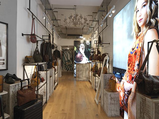 Kompanero store in Covent Garden