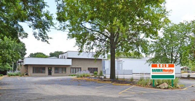 retail building sold in breese illinois
