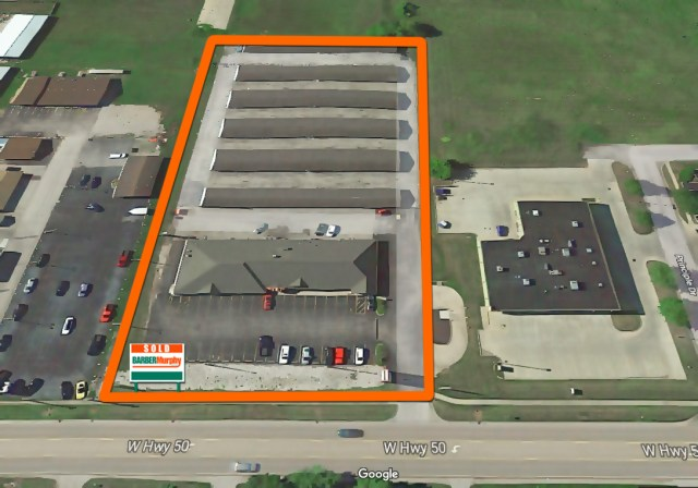 storage unit investment property sold in o fallon illinois