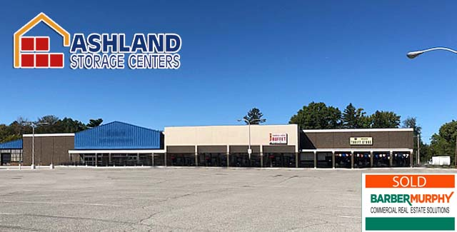 Ashland Storage Centers buys Carlyle Plaza in Belleville IL as an Owner/User Investment
