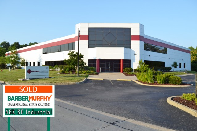 Budnick Converting Sold their 48K SF Manufacturing/Office Building to MAC Medical in Columbia, Illinois