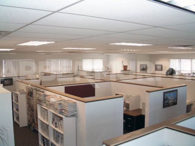 Interior Image of Work Space  for 6,500 SF Office Building at 391 Frank Scott Parkway East, Fairview Heights