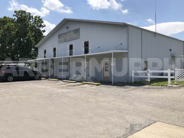 Warehouse Image for Parcel 1,  Business Redevelopment Opportunity at 125 N Missouri Ave, Salem, IL.