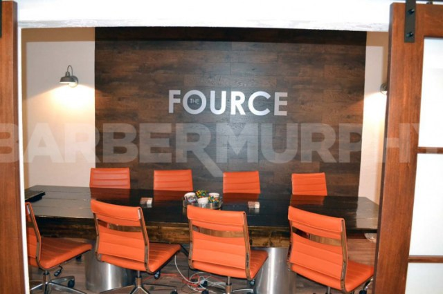 Interior Image of The Fource Group Conference Room