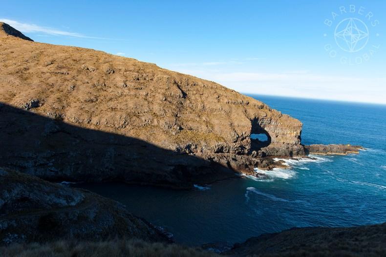 Akaroa head scenic reserve ocean view