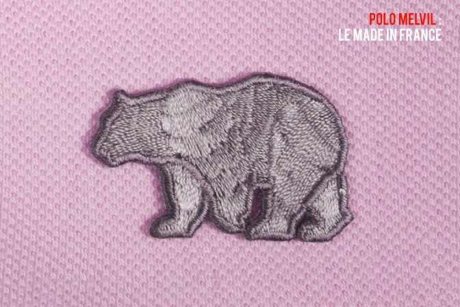 L'Ours Melvil - Made in France