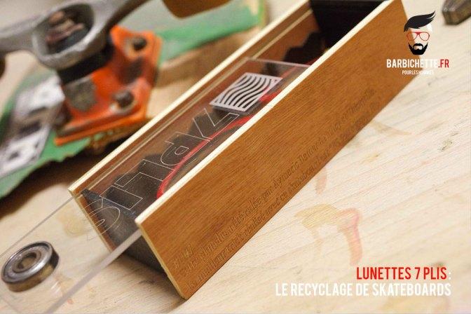 7Plis - Etui en bois également gravé
