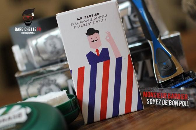 Monsieur Barbier - Une présentation soignée