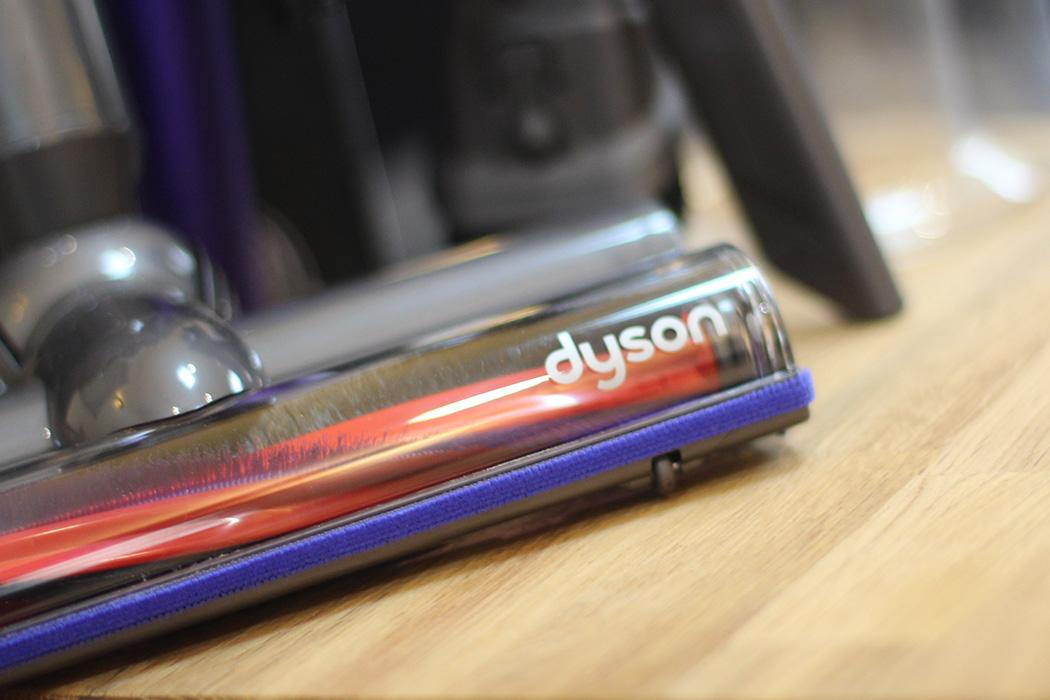 Test aspirateur Dyson